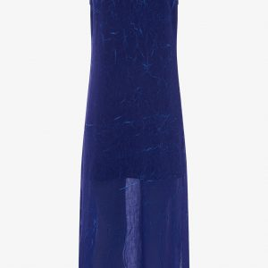 Calandra Crinkle Midi Dress