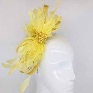 Primrose Daisy Fascinator