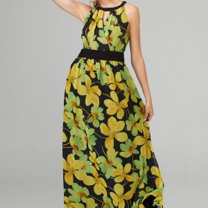 Floral Dress Style 202430