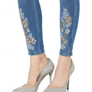 Floral Anderson Denim Legging