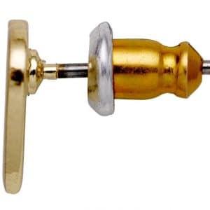 Gold Plated ViVi Earrings