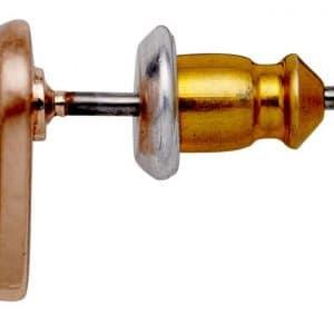 Rose Gold Plated ViVi Earrings