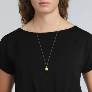 Gold Plated Berta Necklace