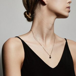 Gold Plated Holis Necklace