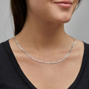 Silver Plated Dale Necklace