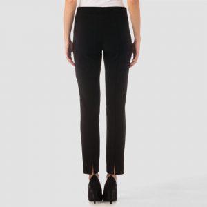 Black Mid-rise Pant Style 143105