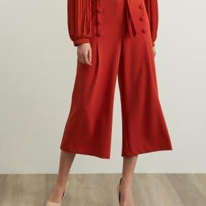 Topaz Wide Leg Pants Style 213303