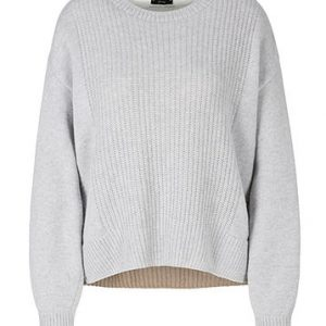 Contrasting Colour Sweater