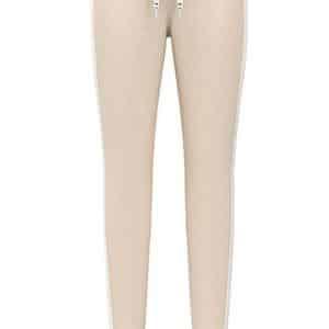 Latte Lurex Thread Pants