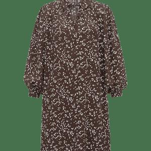 Onyx Bambi Print Tunic Dress