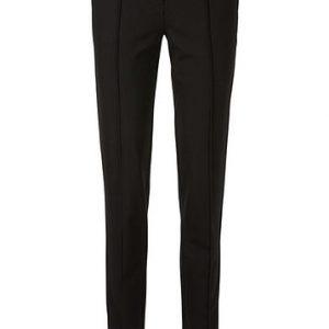 Black Jersey Trouser