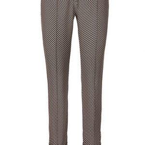 Graphic Print Jersey Pants