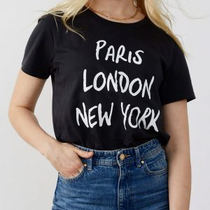 Lola Paris /London/New York Tee
