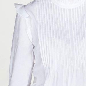 Gertie Pleated Blouse
