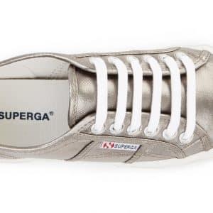 SUPERGA 2750 Cotmetu Grey Trainer