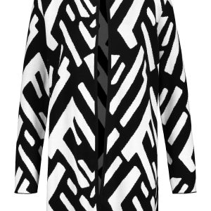 Two Tone Double Faced Jacket