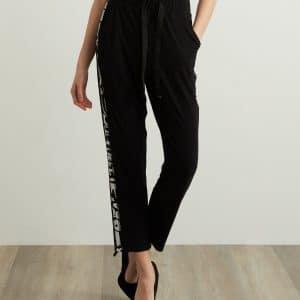 Graffiti Stripe Pants Style 213627
